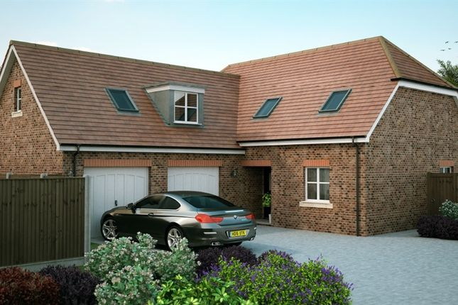 Thumbnail Detached house for sale in Middleton Road, Winterslow, Salisbury