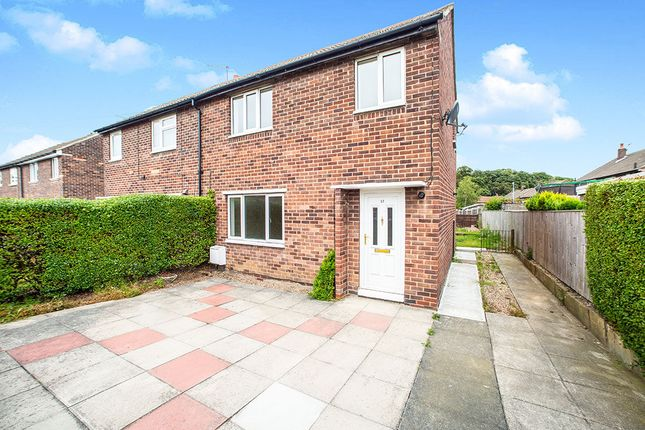 Thumbnail Semi-detached house to rent in Worrall Road, Wakefield
