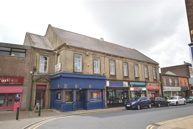 Commercial property to let in Middle Street, Consett