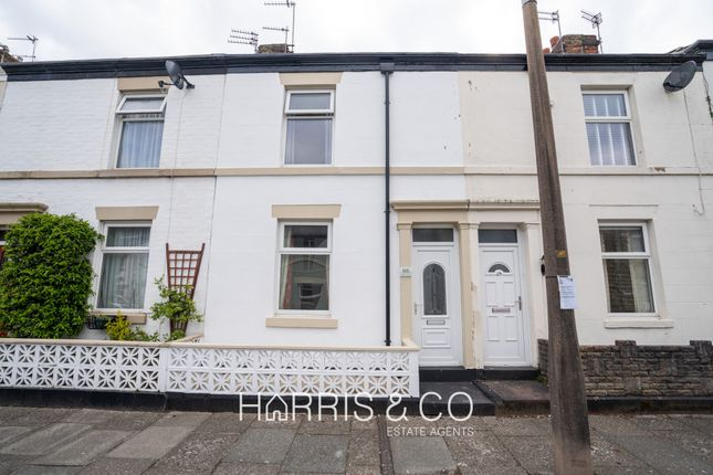 2 bed terraced house to rent in Warren Street, Fleetwood, Lancashire FY7