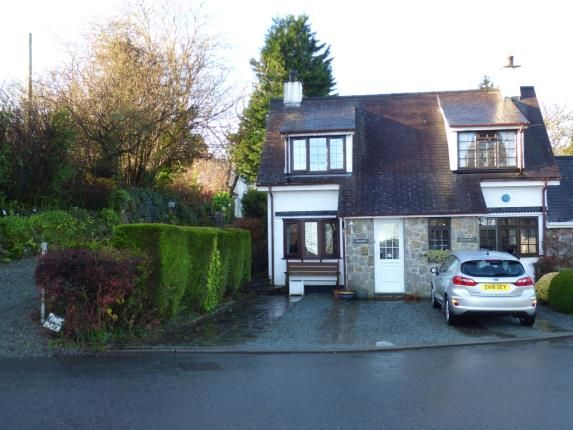 Thumbnail Semi-detached house for sale in Bwlch, Benllech, Ynys Mon, Anglesey
