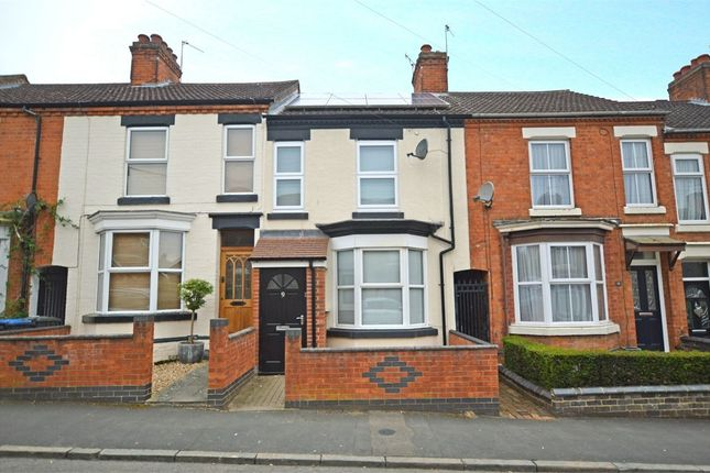 Thumbnail Terraced house to rent in Winfield Street, Town Centre, Rugby, Warwickshire