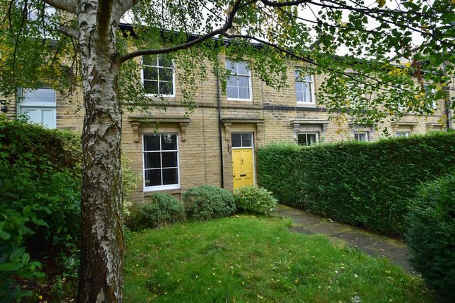 Thumbnail Terraced house to rent in George Street, Saltaire, Shipley