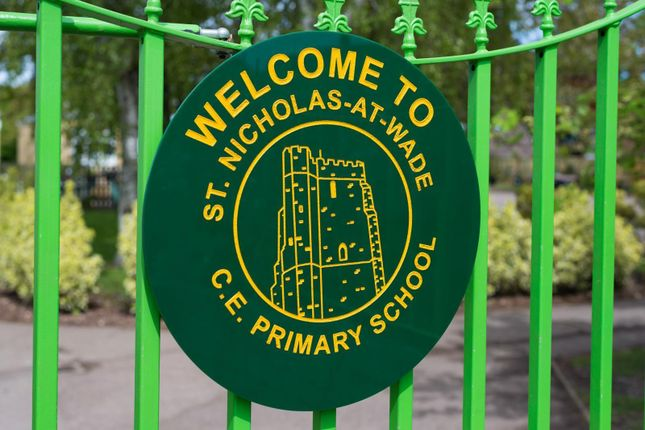 St Nicholas-At-Wade Primary