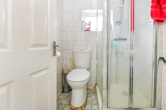 Shower Room of Birmingham Street, Willenhall, West Midlands WV13