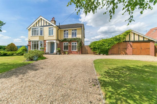 Thumbnail Detached house for sale in School Road, Elmstead, Colchester, Essex