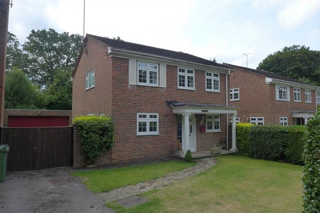 Thumbnail Detached house to rent in Firwood Drive, Camberley