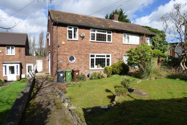 Thumbnail Semi-detached house for sale in Hillside Avenue, Borehamwood