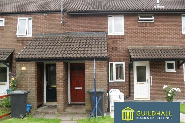 Thumbnail Flat to rent in Goldburn Close, Ingol, Preston