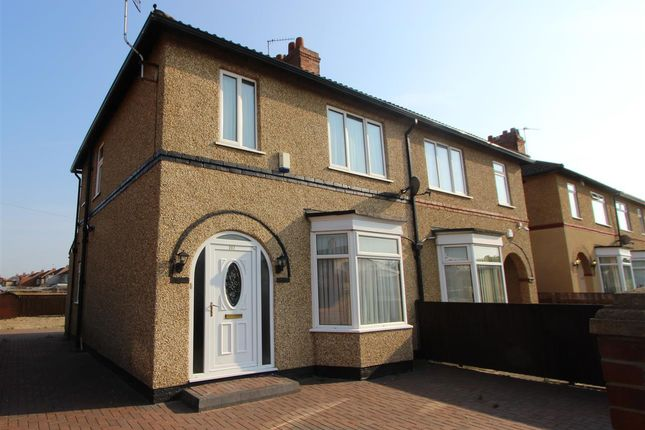 Semi-detached house for sale in Yarm Road, Darlington