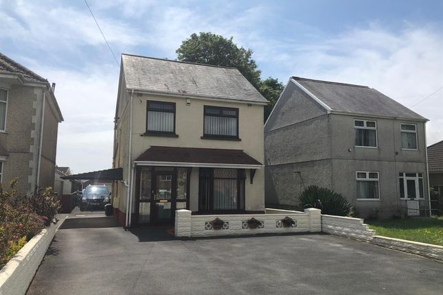 Thumbnail Detached house for sale in Mynydd Garnllwyd Road, Morriston, Swansea