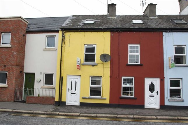 Thumbnail Terraced house to rent in Hamilton Fold, Lisburn Street, Ballynahinch