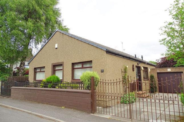 Thumbnail Detached bungalow for sale in George Street, Kincardine, Alloa