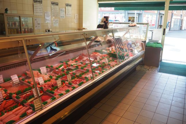 Thumbnail Retail premises for sale in Butchers YO8, North Yorkshire