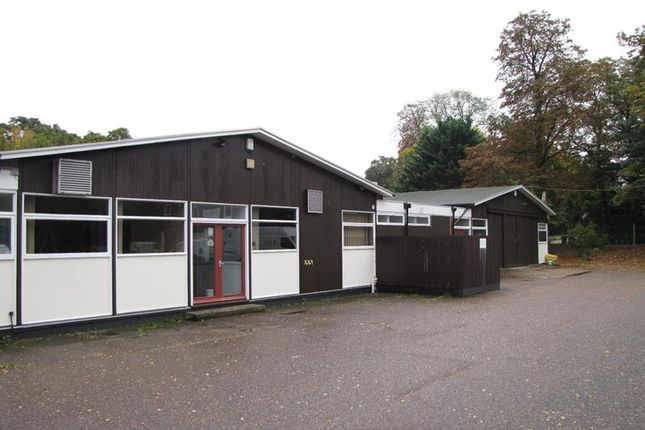 Thumbnail Light industrial to let in Lanwades Business Park, Kentford, Newmarket, Suffolk