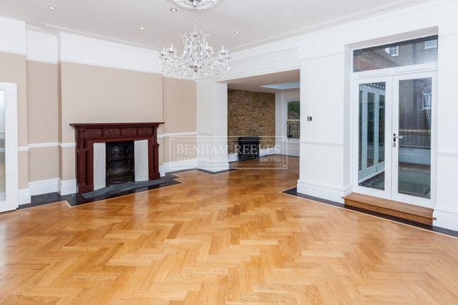 Thumbnail Town house to rent in Denning Road, Hampstead Village