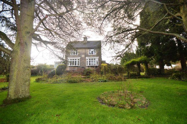 Thumbnail Detached house for sale in Baunton Rise, Cheltenham Road, Baunton, Cirencester