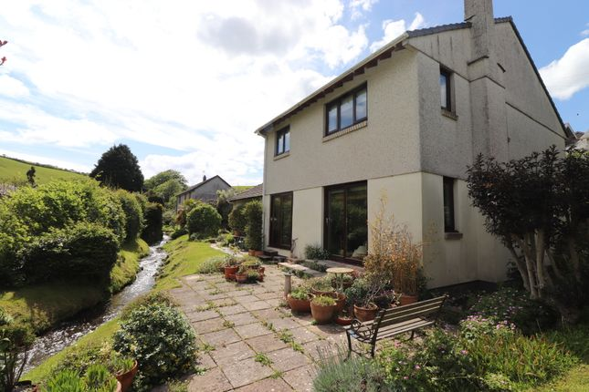 Thumbnail Detached house for sale in Radford Lane, Millbrook, Cornwall