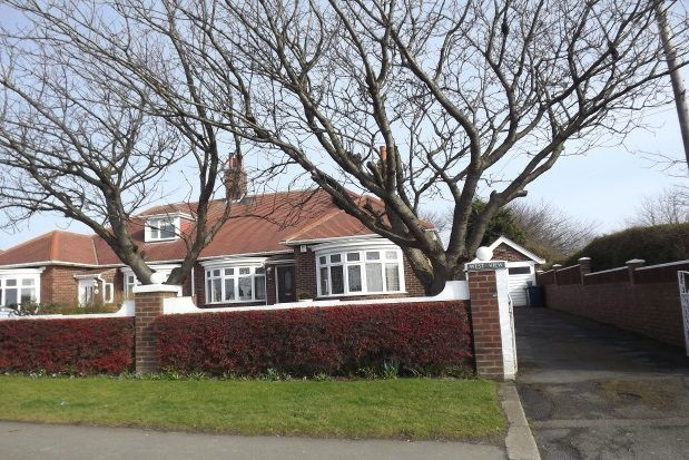 Thumbnail Bungalow to rent in Sunderland Road, South Shields