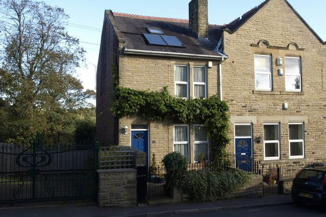Thumbnail Semi-detached house to rent in High Street, Silkstone, Barnsley
