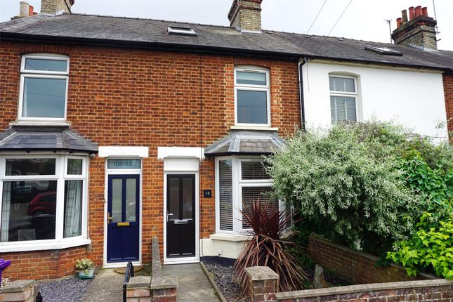 Thumbnail Terraced house for sale in Periwinkle Lane, Hitchin