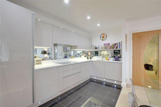 Kitchen of Merchants House, Collington Street, London SE10