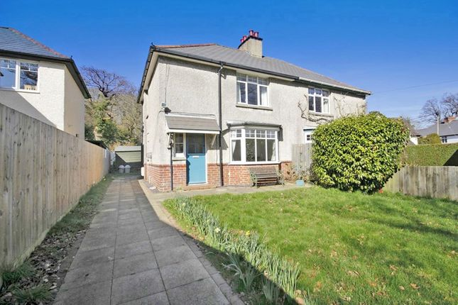 Thumbnail Semi-detached house for sale in Pound Lane, Burley, Ringwood