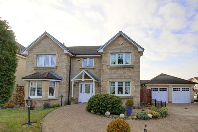 Thumbnail Detached house for sale in Carnie Park, Elrick, Westhill