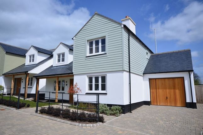 Thumbnail Detached house for sale in Plot 14, Stannary Gardens, Chagford