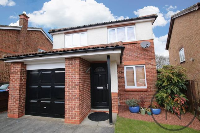 Thumbnail Detached house for sale in Pemberton Road, Woodham, Newton Aycliffe