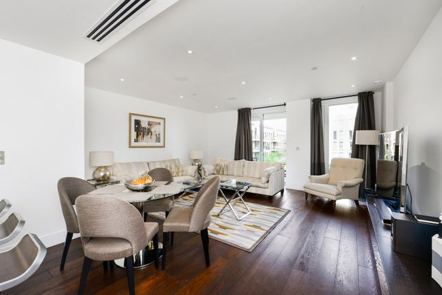Thumbnail 4 bed flat for sale in Fulham Riverside, Fulham, London