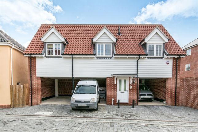 Thumbnail Property for sale in Ringlet Lane, Stanway, Colchester