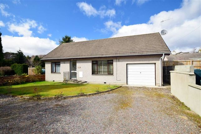Thumbnail Detached bungalow for sale in Main Street, Newtonmore