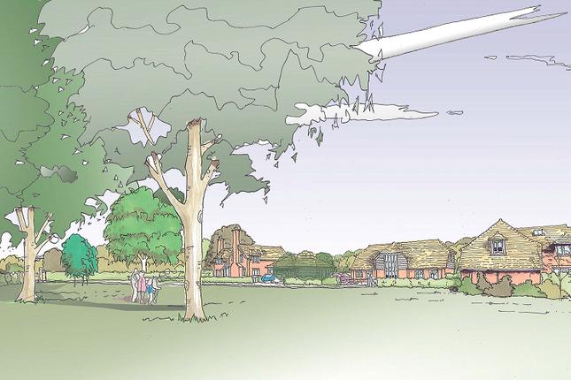 Thumbnail Detached house for sale in The Stables, Pixie Wood Farm, Rowplatt Lane, Felbridge