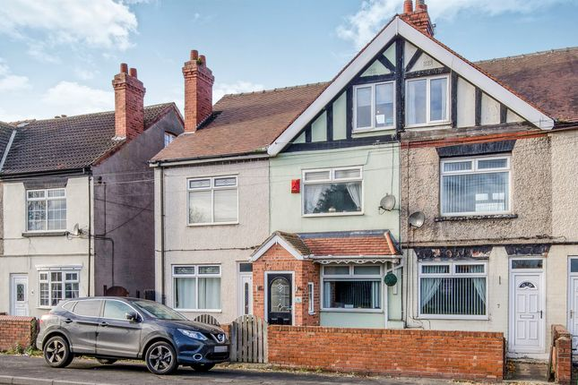 Thumbnail Terraced house for sale in Selby Road, Askern, Doncaster