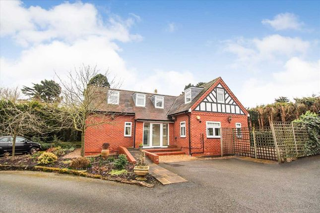 3 bed detached house to rent in The Garden Lodge, The Mews, 252 Melton Road, Nottingham NG12