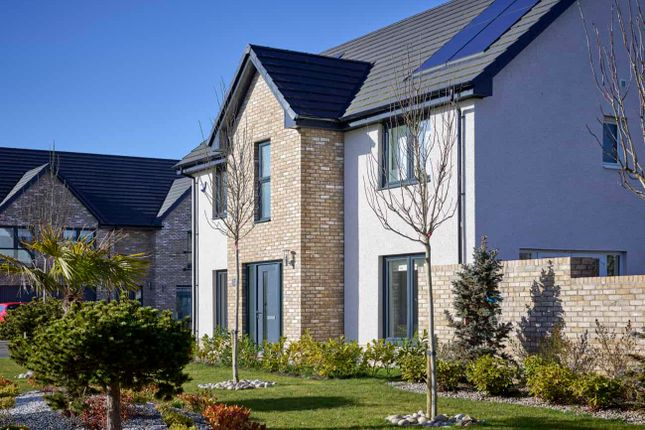 """Thumbnail Detached house for sale in """"Guimard"""" at Ocein Drive, East Kilbride, Glasgow"""