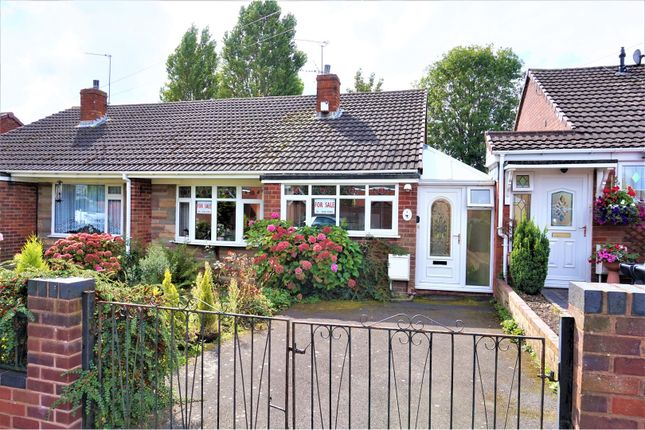 Thumbnail Semi-detached bungalow for sale in Stonehouse Avenue, Willenhall