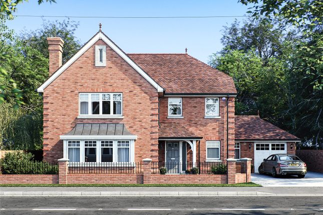 Thumbnail Detached house for sale in Kinghorn Park, Maidenhead, Berkshire