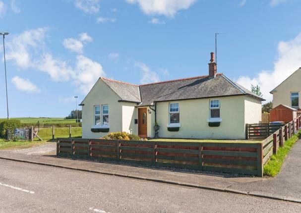 Thumbnail Bungalow for sale in Kirkmichael Road, Crosshill, South Ayrshire, Scotland