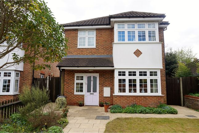 Thumbnail Detached house for sale in Hogarth Close, Luton