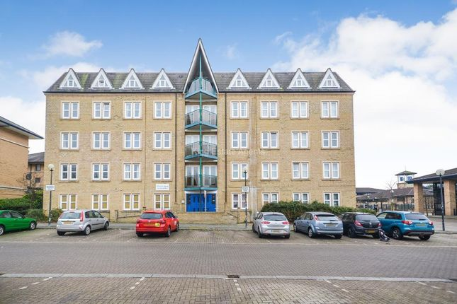 Thumbnail Flat for sale in North Row, Milton Keynes, Buckinghamshire