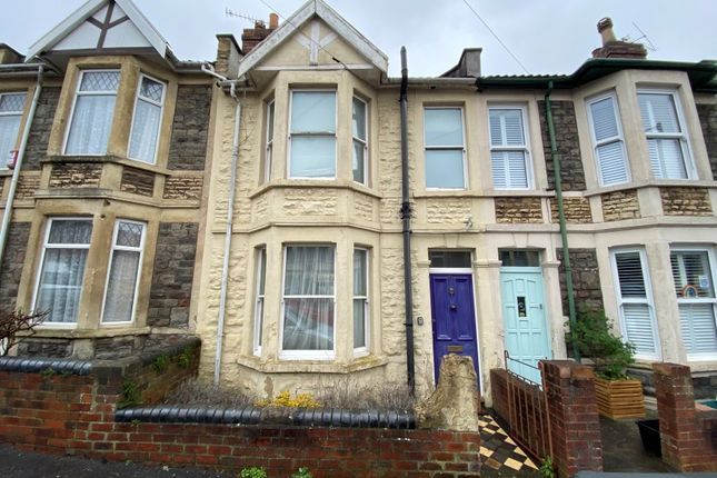 Thumbnail Terraced house for sale in 6 Edward Road, Arnos Vale, Bristol, Bristol
