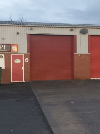 Thumbnail Light industrial to let in Barracks Road, Stourport-On-Severn