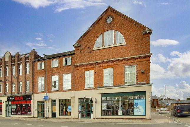 2 bed flat to rent in Ogle Street, Hucknall, Nottinghamshire NG15