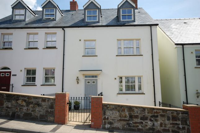 Thumbnail Semi-detached house for sale in Milford Street, Saundersfoot
