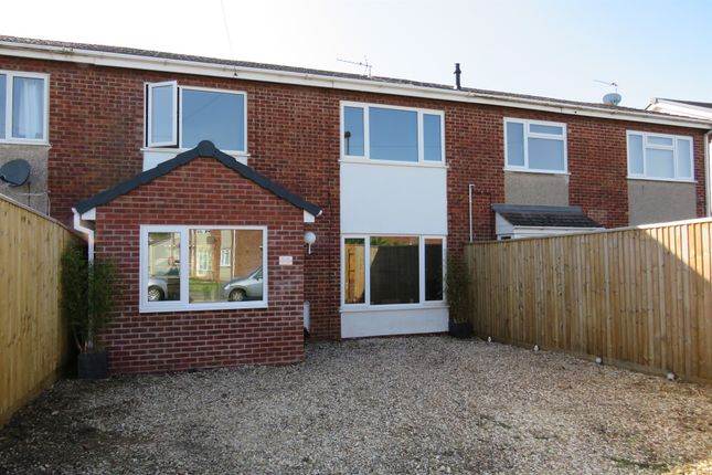 Thumbnail Terraced house for sale in Nightingale Close, Frampton Cotterell, Bristol