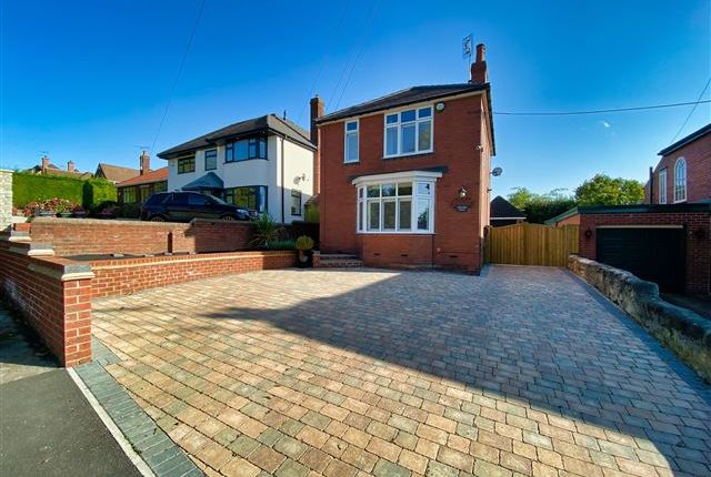 Thumbnail Detached house for sale in Dog Kennel Hill, South Anston Sheffield
