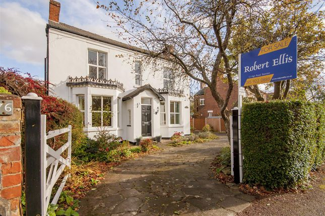 Thumbnail Cottage for sale in Park Road, Chilwell, Nottingham