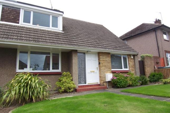 Thumbnail Semi-detached house to rent in Riccarton Mains Road, Currie